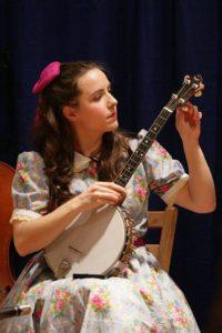 banjo-peach